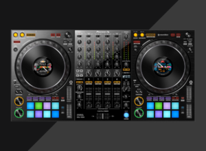 Pioneer DJ reveals all-in-one controller, DDJ-1000
