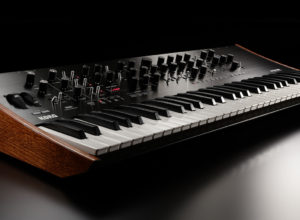Korg announces new synth, Prologue