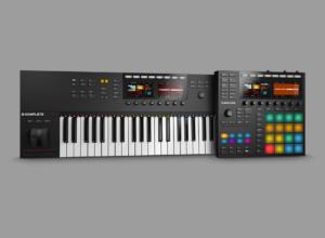 Native Instruments Maschine MK3 + Komplete Kontrol MK2