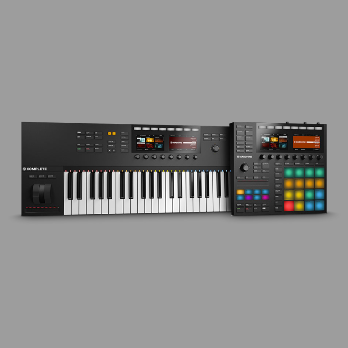 native instruments komplete mk2 review