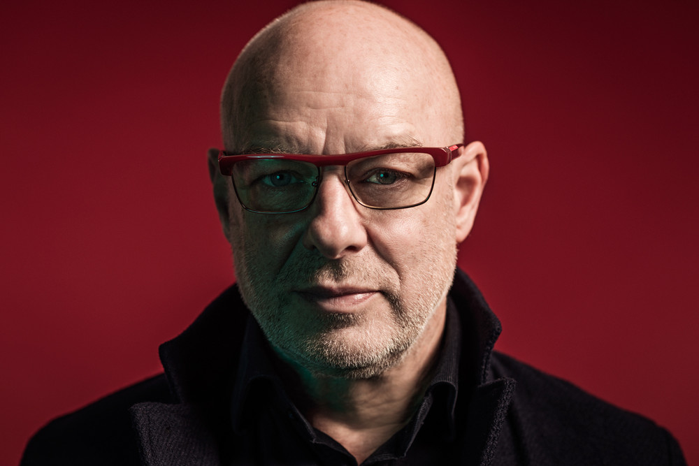 Brian Eno and Peter Chilvers team up for an audiovisual installation