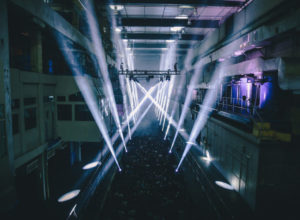 Ben Klock's Photon is making a comeback in Printworks