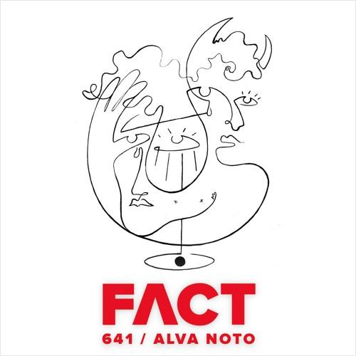 Alva Noto – FACT mix 641