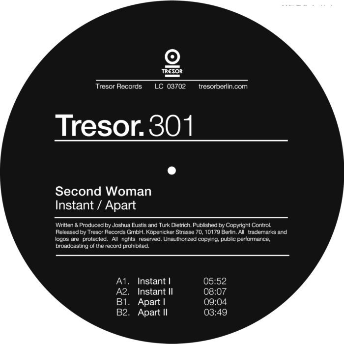 Second Woman – Instant I