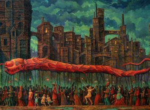 Michael Hutter's fantasy stories