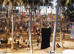 Rare photo archive from raves in Goa