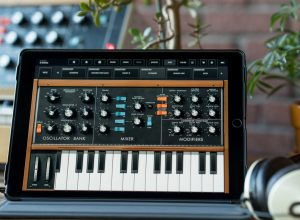 Moog releases a new soft-synth app