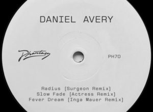 Daniel Avery – Slow Fade (Actress Remix)