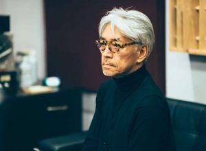 Documentary shows Ryuichi Sakamoto's use of tsunami-damaged piano
