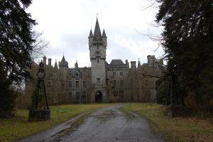 The Chateau de Noisy, Belgium