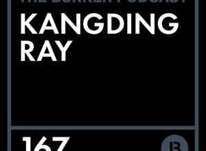 Kangding Ray – The Bunker Podcast 167