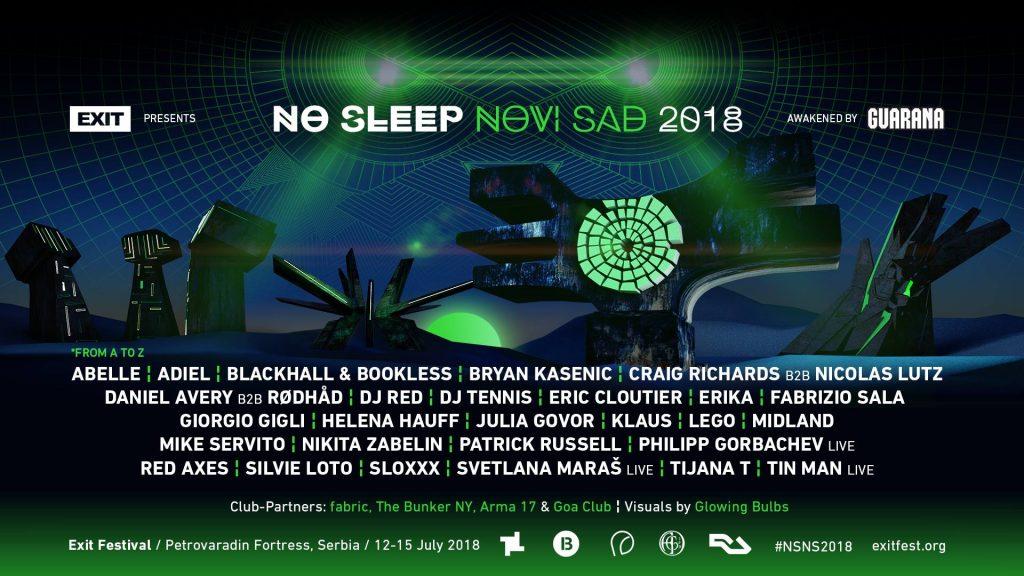 No Sleep Novi Sad