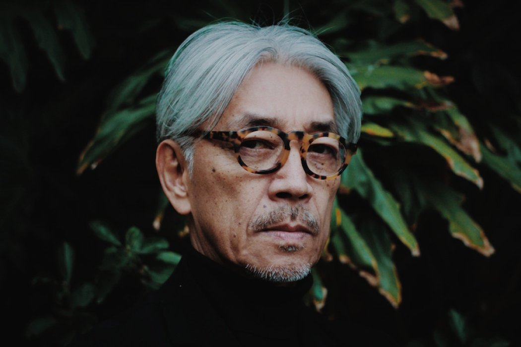 "Ryuichi Sakamoto announces new 12"" for Record Store Day - Orb Mag"