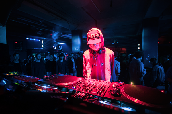 Skee Mask presents second album, Compro