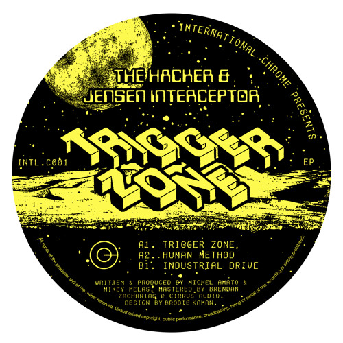 The Hacker & Jensen Interceptor – Trigger Zone