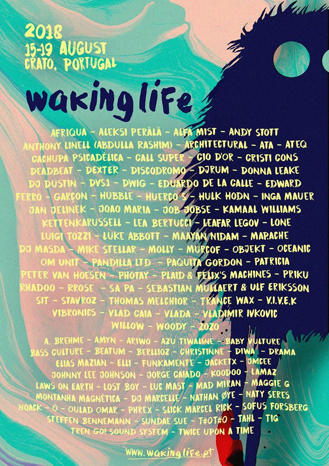 Waking Life full lineup