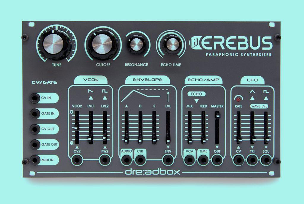 Dreadbox launches Lil' Erebus