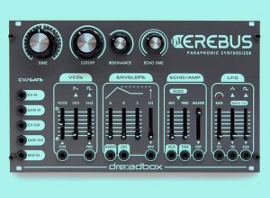 Dreadbox launches Lil' Erebus