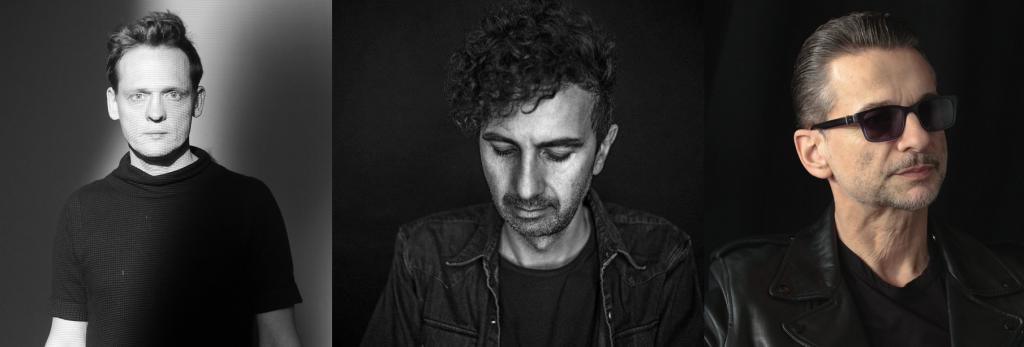 Alva Noto remixes Null + Void's release featuring Depeche Mode's Dave Gahan