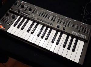 Behringer reveals the MS-101
