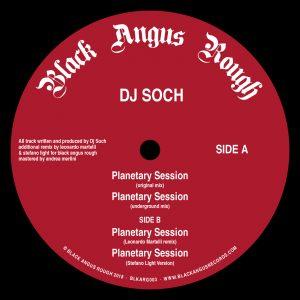 DJ Soch – Planetary Session (Stefano Light Version)