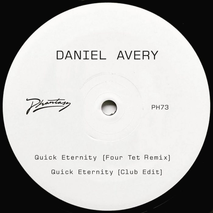 Daniel Avery – Quick Eternity (Four Tet Remix)
