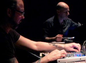 Cosmo Rhythmatic reveals collaborative EP by Mika Vainio and Franck Vigroux
