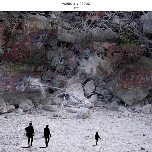 Mika Vainio and Franck Vigroux - Ignis EP