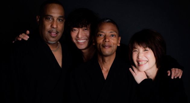 Jeff Mills marks the debut album with Spiral Deluxe band