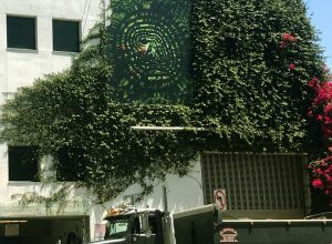 Third Aphex Twin logo spotted in Hollywood