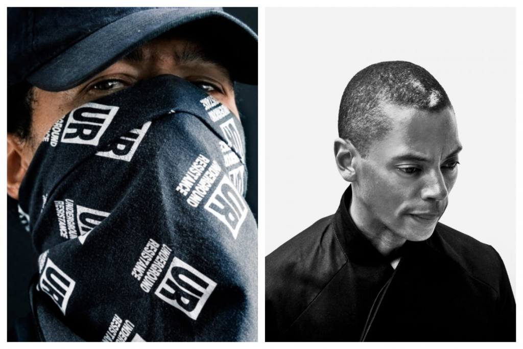 Technical Equipment Supply is issuing previously unreleased Underground Resistance tracks
