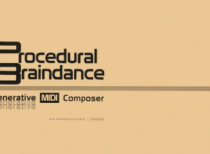 Generative MIDI Composer: Procedural Braindance