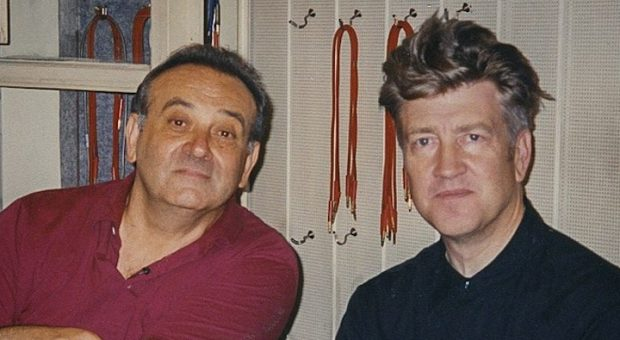David Lynch and Angelo Badalamenti unveil unreleased LP from the 1990s