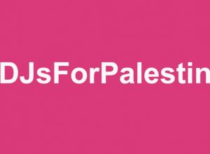 DJs unite on the latest Palestine campaign on social media