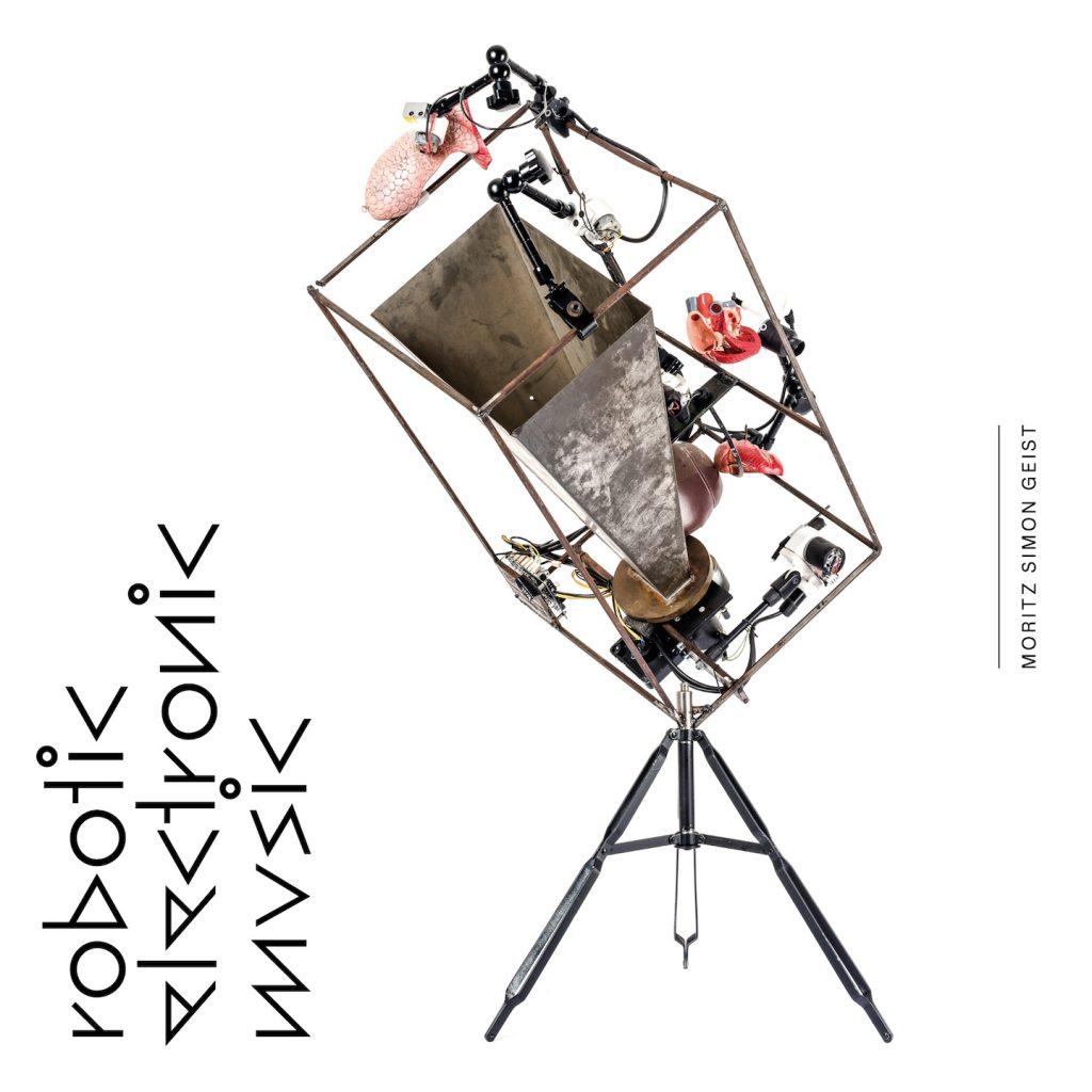 Moritz Simon Geist - Robotic Electronic Music - Orb Mag