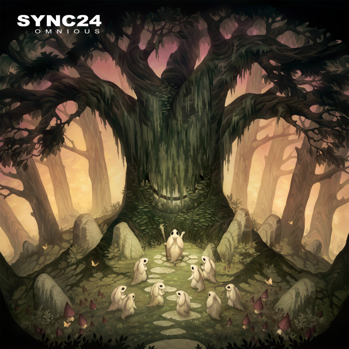 Sync24 – Bunnies On Shrooms