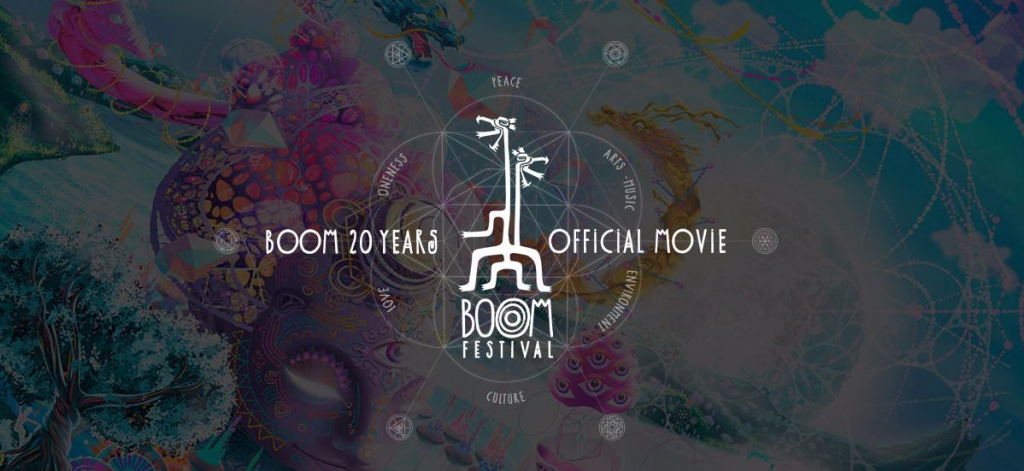 Boom shares 20 Years of festival documentary