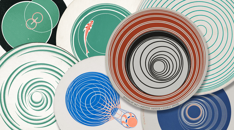 The Rotating Discs of Marcel Duchamp