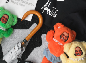 Aphex Twin teases new line of merchandise