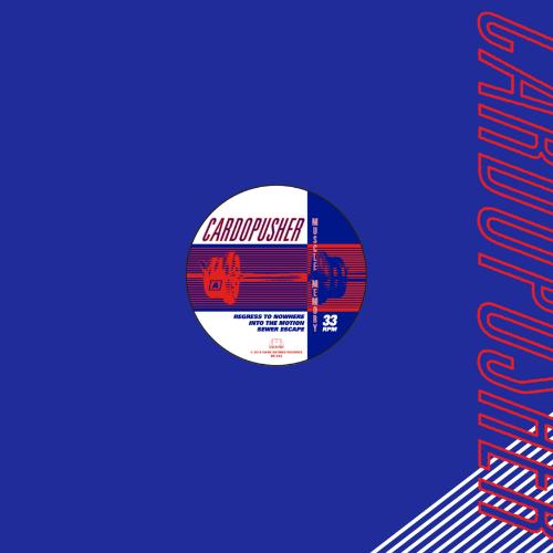 Cardopusher – Regress To Nowhere