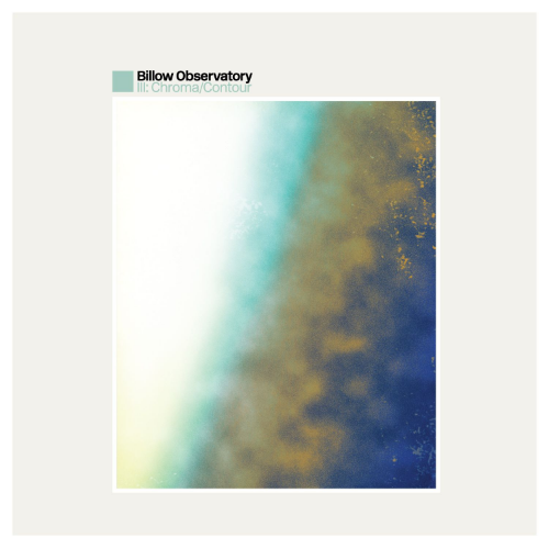 Billow Observatory – Soft Logic