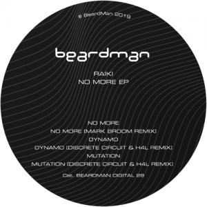 Raiki – No More (Mark Broom Remix)