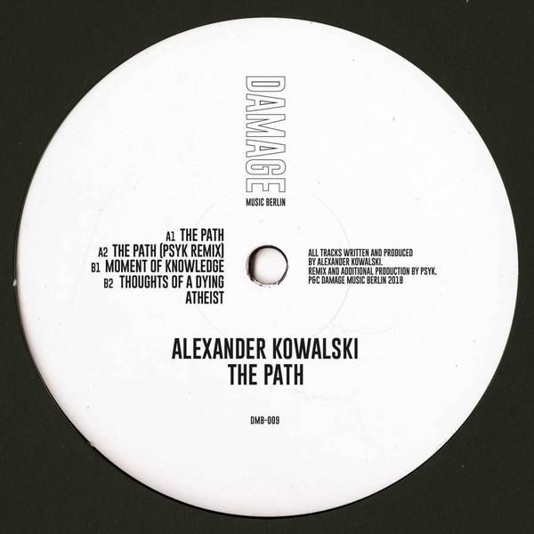 Alexander Kowalski – The Path (Psyk Remix)