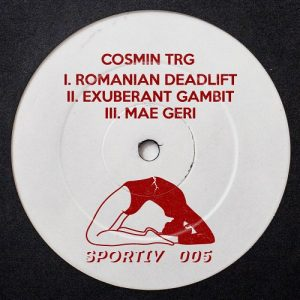 Cosmin TRG – Romanian Deadlift