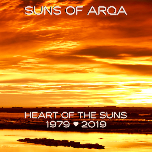 Suns of Arqa – Sul-E-Stpom (Astral Ambient Excursion)