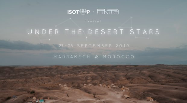 Morocco's new festival Under the Desert Stars unveils their full lineup for 2019