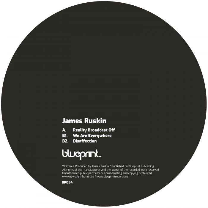 James Ruskin – Reality Broadcast Off