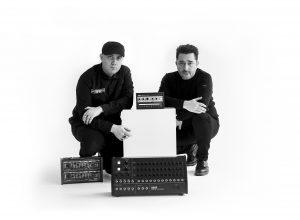 The Hacker and Alessandro Adriani: Présence Du Futur