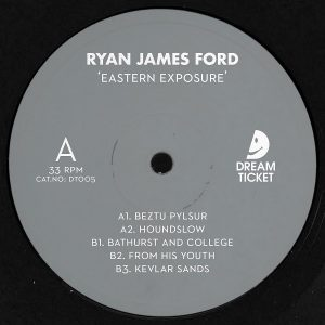 Ryan James Ford – From His Youth