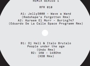 Kareem El Morr – Boring747 (Eduardo De La Calle Space Program Rmx)